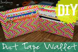 duct tape furniture. DIY-duct-tape-wallet Duct Tape Furniture