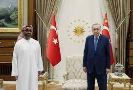 """بعد مكالمة إردوغان ومحمد بن زايد.. """"خطوة جديدة"""" نحو التقارب بين تركيا  والإمارات"""