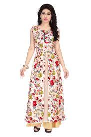 Captop Dress Design Venisa Womens Georgette Cap Top Venisa Tops Dresses