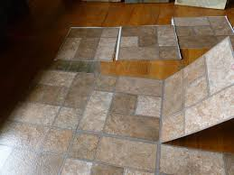Tile flooring Stone Floor City Common Flooring Types Currently Used In Renovation And Building