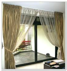 decoration curtains for large sliding glass doors full size of door blackout grommet top ds