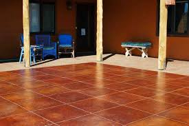 stained concrete floors colors. Cola Acid Stain Sealed With AC1315 High Gloss Sealer Stained Concrete Floors Colors E