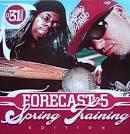 Forecast 5: Spring Training Edition