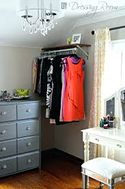 storage ideas for small bedrooms without closet storage ideas for small bedrooms without closet 9 ways to clothes without a closet inexpensive storage