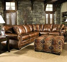 rustic leather sofas rustic leather couch catchy rustic sectional sofas with chaise top rustic leather sectional