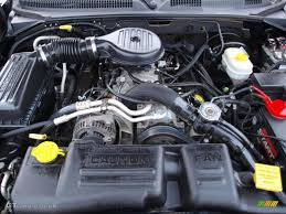 2003 Dodge Durango R/T 4x4 5.9 Liter OHV 16-Valve V8 Engine Photo ...