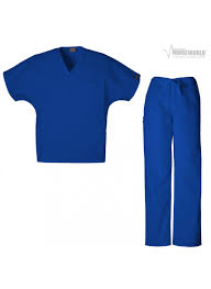 Cherokee Workwear Unisex Scrub Set 4777 4100