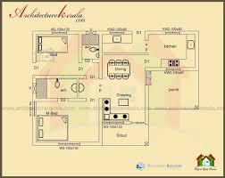 1000 sq ft house plan new home plan 1000 sq feet fresh kerala model house plans