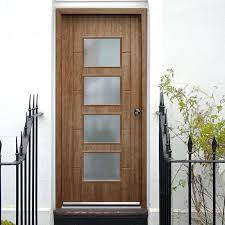 home door ideas front door inspirations enduradoor vancouver external composite door with frosted glass external solid