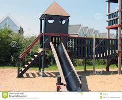 Modern Playground Design Modern Design Playground Facilities Stock Image Image Of