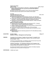 Resume Objective For Information Technology Manager Sample Security