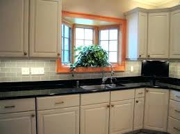 backsplash for dark countertops here kitchen backsplash dark granite countertop
