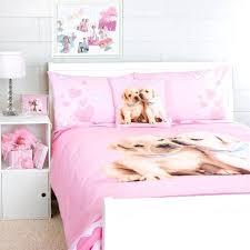 dog bed sets dog theme bedding comforter pink dog bed setup