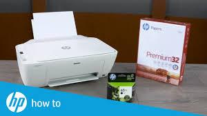 Hp Deskjet 2600 Light Blinking How To Replace An Ink Cartridge In The Hp Deskjet 2600 All In One Printer Series Hp Deskjet Hp