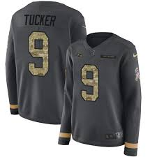 To Salute Justin Tucker Service Jersey