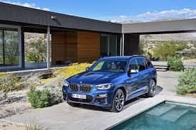 2018 bmw lineup. fine bmw vwvortexcom  allnew 2018 bmw x3 officially revealed new rangetopping  m40i joins the lineup throughout bmw