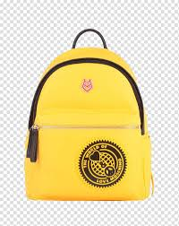 Yellow Designer Backpack Moschino Bag Designer Backpack Simple And Stylish Shoulder