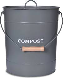 garden trading compost container 10 litres 1 pc