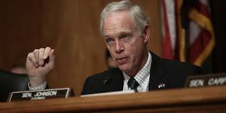 Ron Johnson, a Wisconsin Republican, has tested positive for COVID-19