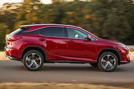 2018 lexus horsepower. perfect horsepower 2018lexusrx350sideviewredcolor with 2018 lexus horsepower