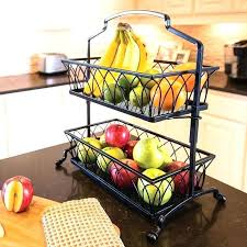 fruit holder for kitchen tiered fruit holder fruit holder for kitchen fruit holder target black stainless