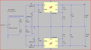 ac advice for building a dual rail 10v regulated dc power dual rail 10v power supply