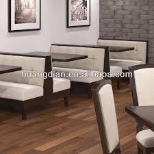 Restaurant Corner Booths Modern Design Restaurant Furniture Set