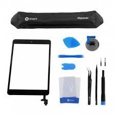 iPad mini 1/2 <b>Front Glass</b>/Digitizer <b>Touch Panel</b> Full Assembly | iFixit