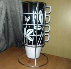 Coffee Cup Display Stands Mesmerizing Coffee Cup Display Muveappco