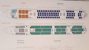 seat map of new singapore airlines a380