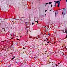 Of Girls Without Dress In Bedroom With Boys Jeongmee Yoon The Pink And Blue Project Examines The Gender