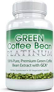 Does green coffee bean extract have caffeine? Amazon Com Green Coffee Bean Platinum Most Powerful Fat Burner For Weight Loss Boost Metabolism With Natural Green Coffee Bean Extract Caffeine Pills For Energy 30 Capsules 1 Bottle Health Personal Care