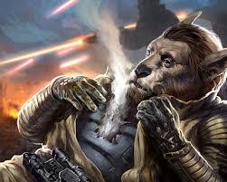 bothan jedi. Unique Jedi With Bothan Jedi