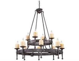 elk lighting cambridge moonlit rust 12 light 42 wide chandelier
