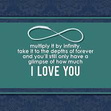 Infinity Love Quota