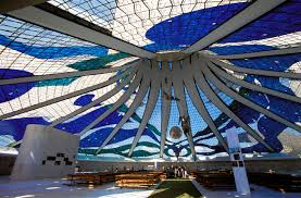 Cities for architecture lovers - Brasilia's Catedral Metropolitana