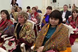 В Мордовии за пять лет число многодетных семей возросло на треть   кроме почетных дипломов и денежных премий многодетные мамы получили в подарок павловопосадские