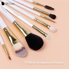 ducare professional makeup brush set