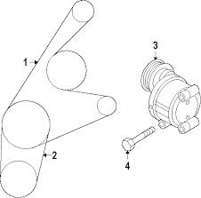 parts com® mazda 3 radiator components oem parts diagrams 2004 mazda 3 i l4 2 0 liter gas radiator components