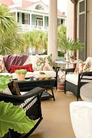tropical style furniture. Patio Ideas: Tropical Decorating Ideas Decor Charleston Style Piazza Outdoor Furniture A