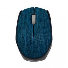 <b>Мышь Ritmix RMW</b>-<b>611</b> fabric <b>Blue</b> USB — купить по выгодной ...