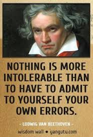 Beethoven Quotes on Pinterest | Classical Music Quotes, Music ... via Relatably.com