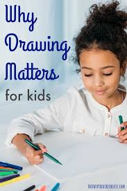 Room organization doesn't have to be boring. Basic Drawings For Kids Why Drawing Matters The Inspired Treehouse