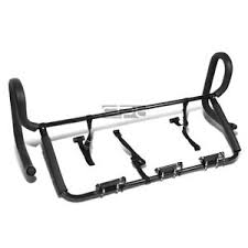 Details about QUICK RELEASE MILD STEEL FORK MOUNTED PICKUP TRUCK BED BIKE RACK BICYCLE CARRIER