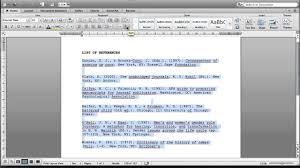 how to sort alphabetically your list of references in microsoft how to sort alphabetically your list of references in microsoft word