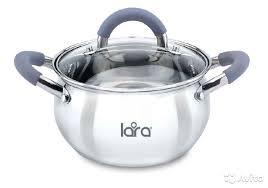 <b>Кастрюля</b> lara lr02-483 bell <b>3.6 л</b> купить в Ярославской области ...