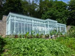 The Victorian Kitchen Garden Slow Life A Blog Archive The New Victorian Greenhouse
