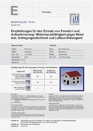 Qualitätsaspekte Für Fenster