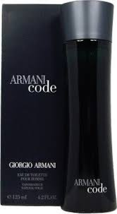 <b>Armani Code</b> EdT 125ml in duty-free at airport Domodedovo