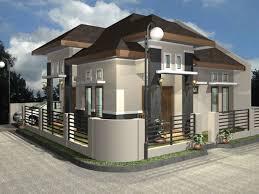 Corner Lot Fence Design Contemporary Home Exterior Design Ideas Exterior House